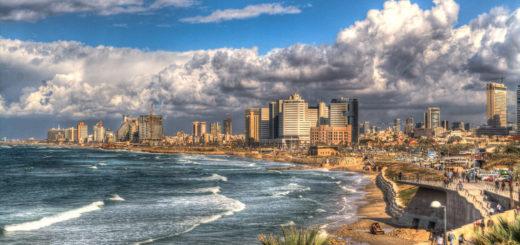 Погода в Тель-Авиве в январе
