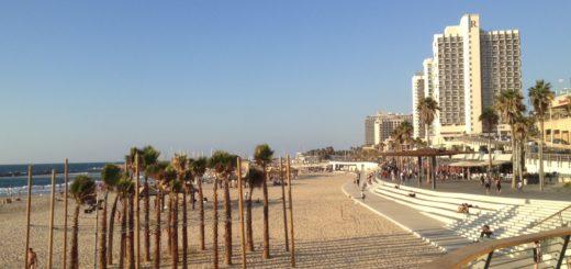 Погода в Тель-Авиве сейчас