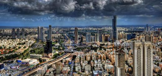 Погода в Тель-Авиве в феврале