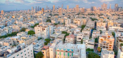 Погода в Тель-Авиве в апреле