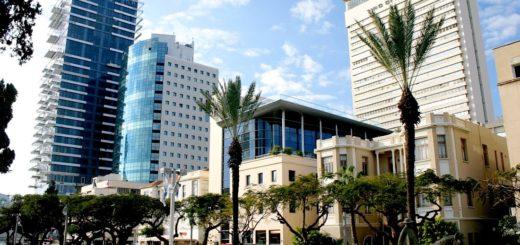 Погода в Тель-Авиве в мае