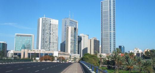 Алмазная биржа в Тель-Авиве (бриллиантовая биржа)
