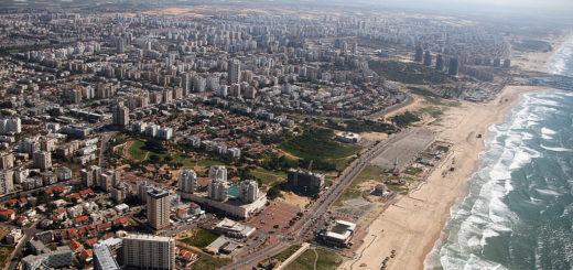 Где находится Тель-Авив
