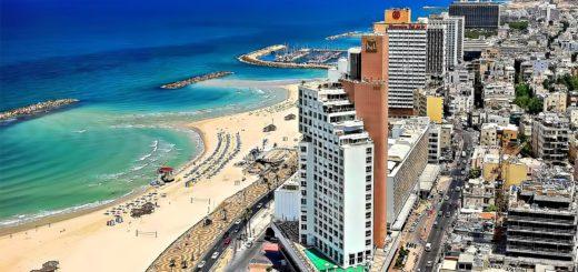 Где лучше остановиться в Тель-Авиве, в каком районе