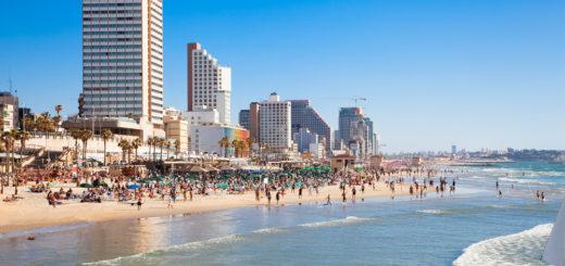 Какое море в Тель-Авиве. Какое море омывает Тель-Авив.