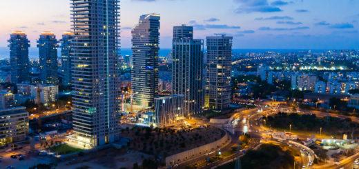 Маршрутки в Тель-Авиве