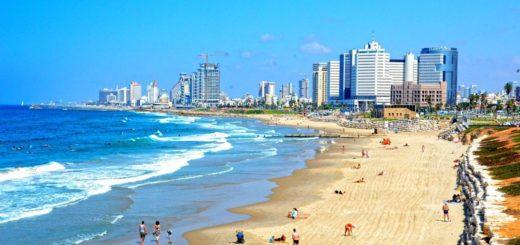 Можно ли купаться ли в Тель-Авиве в ноябре, декабре, январе, феврале и марте