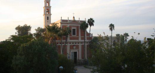 Православная церковь в Тель-Авиве