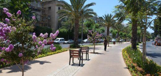 Прогулки по Тель-Авиву