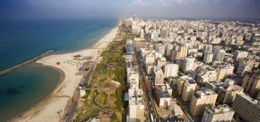 Тель-Авив - Нетания: расстояние, как добраться, сколько ехать