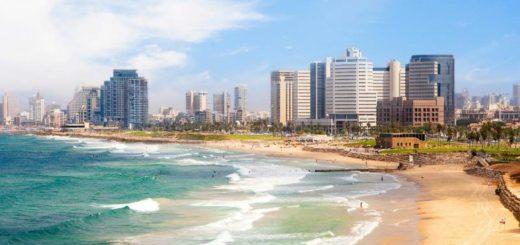 Волны в Тель-Авиве: высота, когда бывают волны
