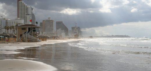 Тель-Авив зимой: погода, чем заняться