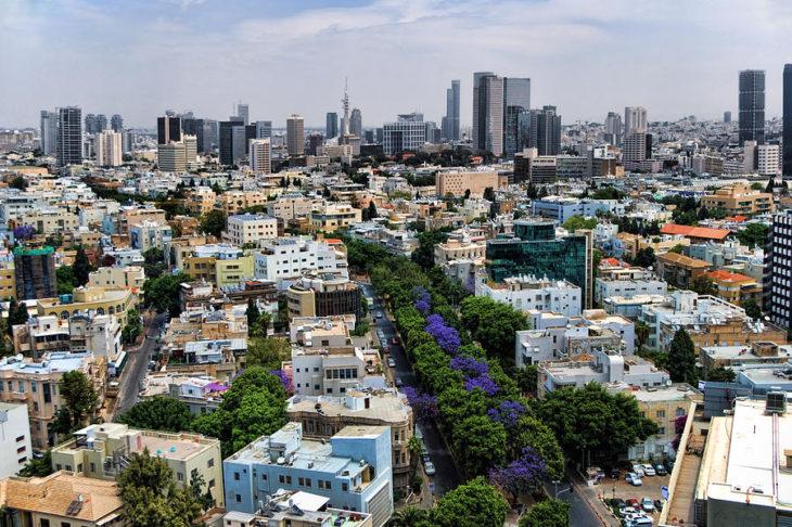 Погода в Тель-Авиве в июне