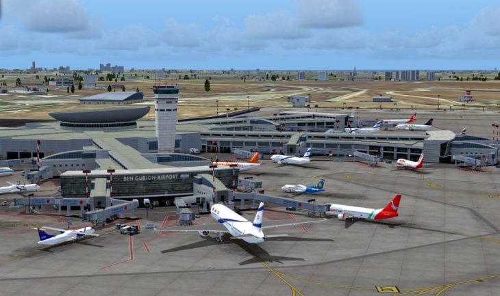 Аэропорт Бен-Гурион, Тель-Авив