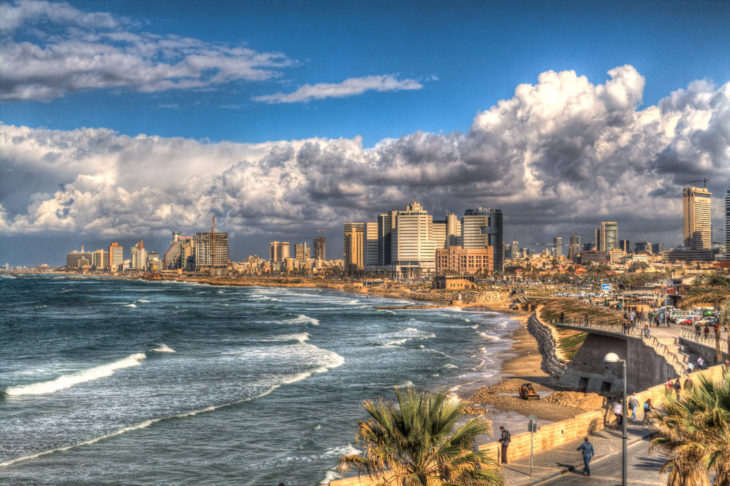 Центральный автовокзал Тель-Авива или Тахана Мерказит