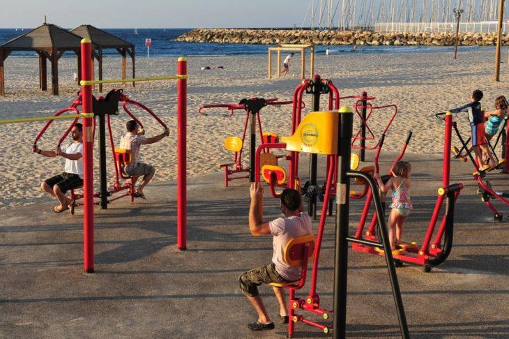 Фитнес в Тель-Авиве
