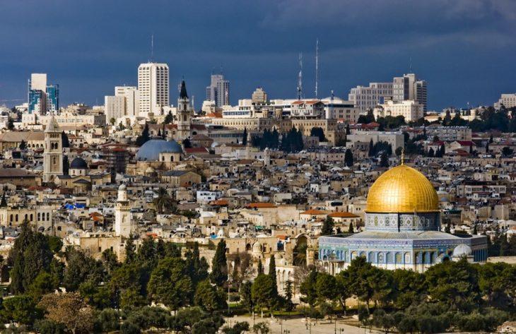 Столица Израиля: Иерусалим или Тель-Авив