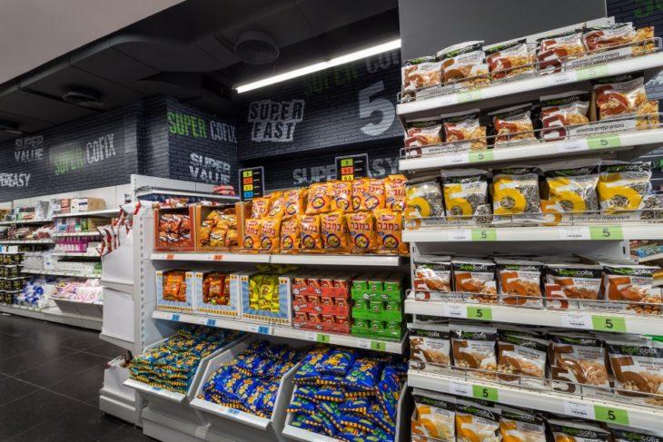 Супермаркеты Тель-Авива и продуктовые магазины