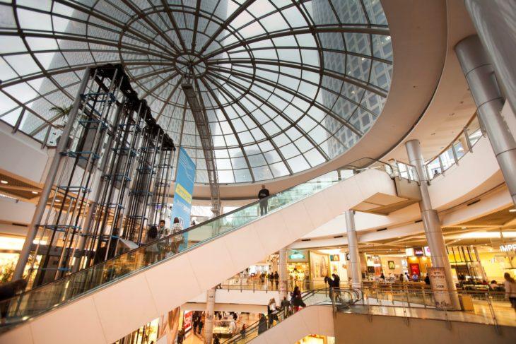 Торговые центры Тель-Авива